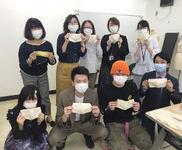 『手作りマスク』プロジェクト始動!
