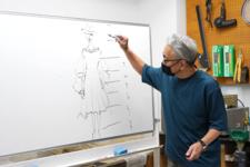 【ファッションプロデュース専攻】デザインクリエーションの授業紹介!