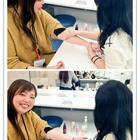 【美容の専門】学生作品展が開催されました!
