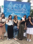 ★ASIA NAIL FESTIVAL 見学実習いってきました★【メイク 専門 ヒューマン】