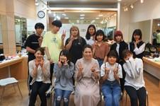 現役ヘアメイク佐々木友里恵氏◆ヘアメイクセミナー◆