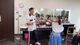 木下優樹菜さん専属ヘアメイクアーティストが教える「プロになるために今やるべきこと☆」