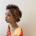 浴衣コーディネート!!ヘアメイク&撮影会を開催!