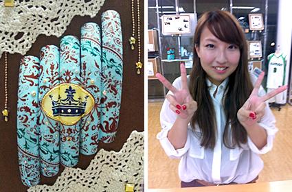 東京ビューティーコングレス2012で入賞! / 江野万里奈さん