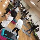 【大阪校 こども保育専攻】体育の授業を見学☆