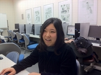 第7回のらくろマンガ賞のイラスト一般部門で佳作を受賞 / 松本愛未さん