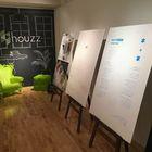 世界最大の住宅リフォームコミュニティサイト「Houzz」東京オフィスにて学生作品展示!!