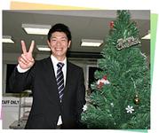株式会社ルミカへ内定!  / 畠山 仁志さん