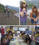 「日米水環境保全プログラム」が河口湖で実施されました。