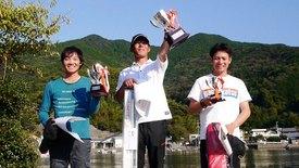 2014G杯争奪全日本選手権地区予選(グレの部)米水津大会 準優勝!谷 慎也くん