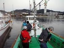 【福岡校】ひとつテンヤ・タイラバ船釣り実習!