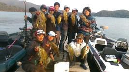 【河口湖】野尻湖実習に行ってきました!!