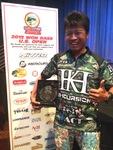 USAバストーナメントで3位入賞!昨年度フィッシングカレッジ卒業の斎藤くんの実力!