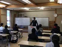【青木プロ登場】直接会って話が聞けるガイダンス!