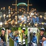 ☆最高の実習☆千葉県 高滝湖にてバスフィッシング実習!!