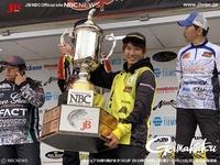 【釣り業界の怪物くん】卒業生 藤田 京弥プロが2019年ワールドチャンピオン獲得!!