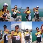 フィッシング卒業研修旅行@台湾  ~観光と釣りと思い出と~