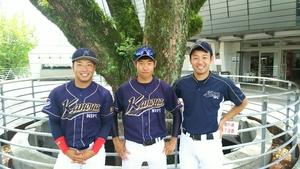 鹿屋野球③