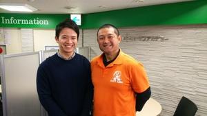 原口さんと江上先生.JPG