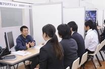 <ゲーム・CG・映像・アニメ>に特化した就転職フェスタ「クリジョブ就転職フェスタ2011」が開催されました