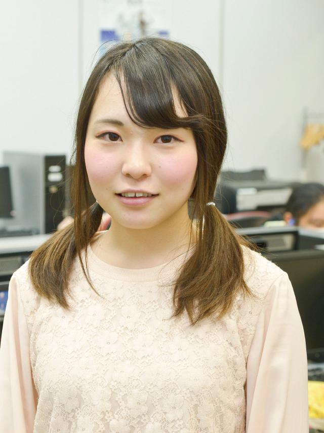 中谷 安紗美さん