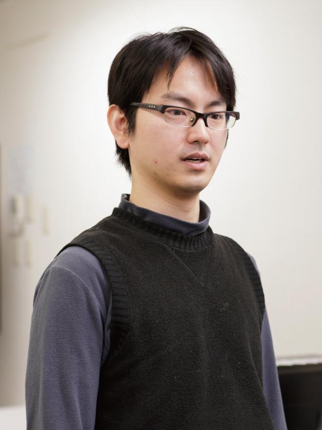 高橋 克寿講師