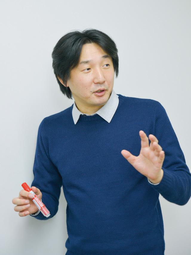 菅野 宇太郎講師