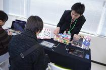 若手ゲームクリエイターを養成するイベントを開催しました!