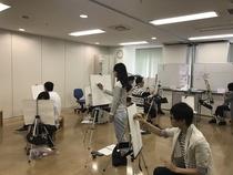イラスト・CGの原点!!デッサン授業見学!!
