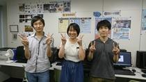 【内定速報】なんとなんとの3連発!!