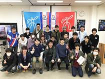横浜F・マリノスのプロ選手が来校!シャドウバースES大会レポート