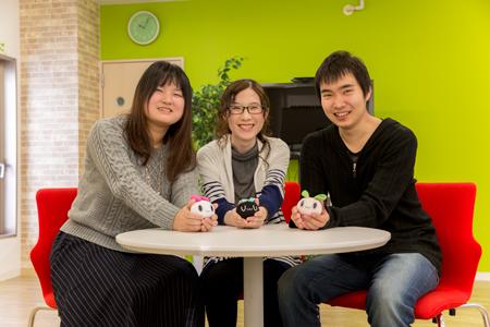札幌のゲーム会社で活躍する卒業生をご紹介