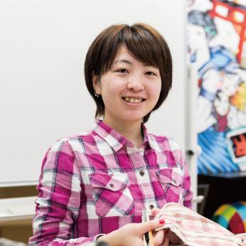 早田 真理花さん