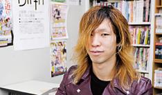 「週刊少年チャンピオン」で連載!高橋 良介さん