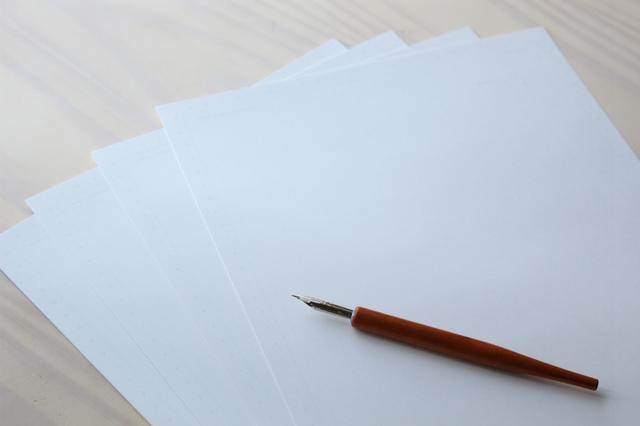 漫画原稿用紙の使い方