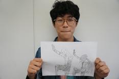 編集者3社から名刺を頂いた学生ラッスルマンとは!?