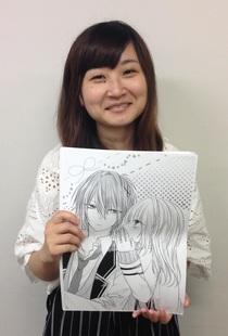 【入賞】りぼん主催『まんがスクール+』にて受賞!!
