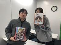 【お菓子パッケージ】学生のイラストが採用されました!!