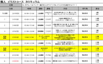 大阪校在校生デビュー!ヤングジャンプ本誌に掲載!!!