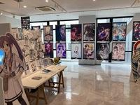 静岡イラストレーター大見本市に学生作品が出展!
