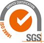 全日制専門教育期間で日本初の認証!!ISO29990取得