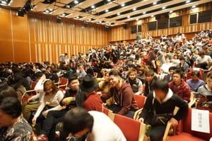 【動画】学生生活の集大成 卒業公演の千秋楽に行ってきましたよー(`・ω・´)