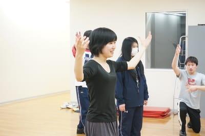 ダンス、お芝居、ミュージカル・・・俳優を目指すまでは声優さんになることを夢みていた愛香ちゃん