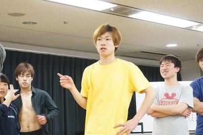 諦めることが多かった今まで。社会人を経験後に俳優の学校に進む決意をした松原くん。