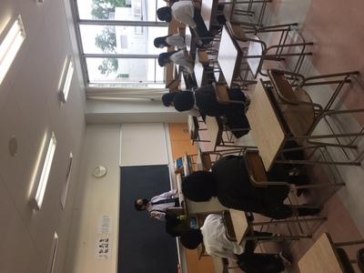 【0703】東北高校出張授業①.JPGのサムネイル画像