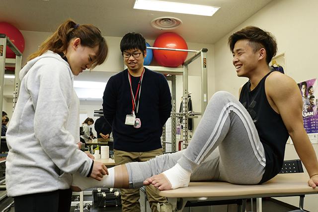 スポーツトレーナー専門校【広島校】