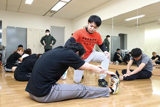 スポーツトレーナー専門校【大阪校】