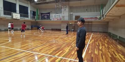 名門!福大大濠高校バスケットボール部トレーナーインターン!
