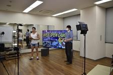 【開催レポート】なかやまきんに君がスポーツカレッジWEBオープンキャンパスにやってきた!