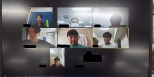 【卒業生との交流】ZOOM座談会を行いました!
